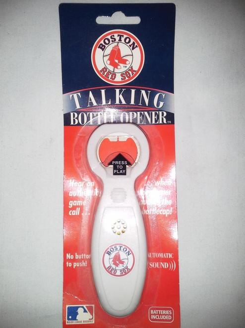 Boston Red Sox Talking Bottle Opener