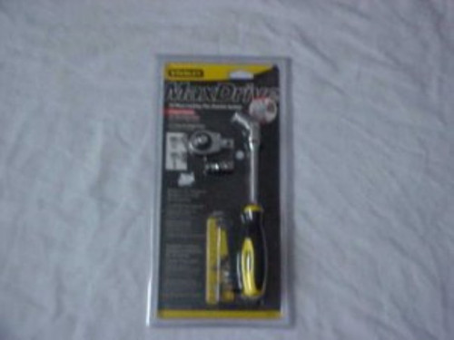 Stanley Max Drive 15 pc Set