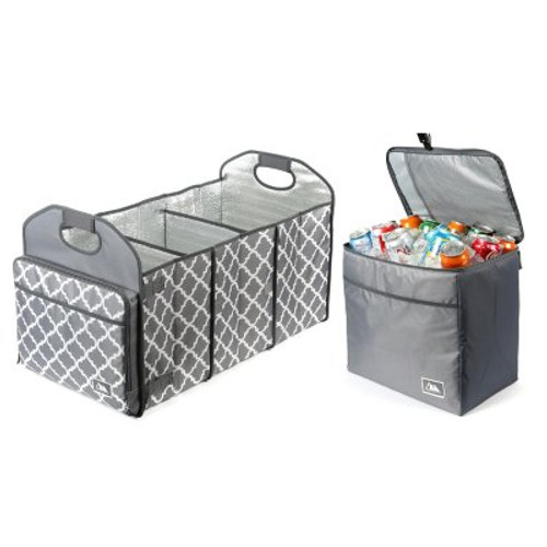 Arctic Zone Trunk Organizer + Insulated Cooler ( 50-44450-00-06)