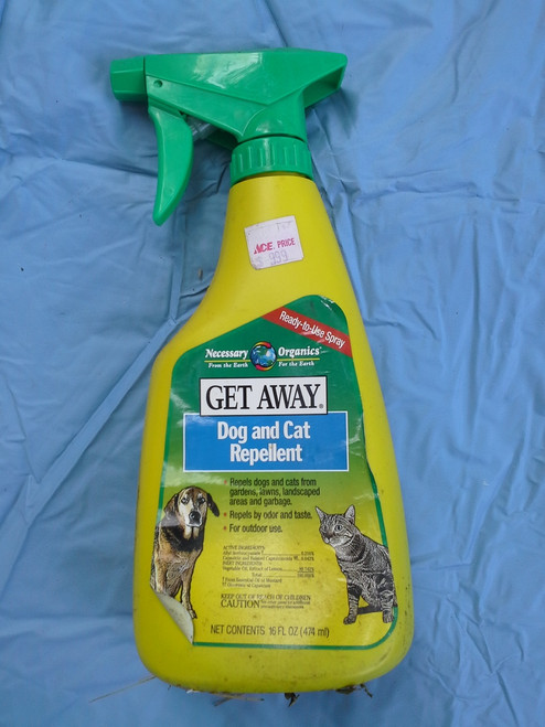 Get Away Dog & Cat Repellent