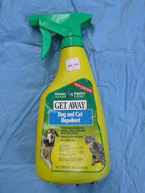 Get Away Dog & Cat Repellent
