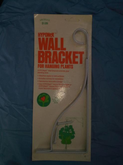 "Hyponex 10"" Plant Wall Bracket"
