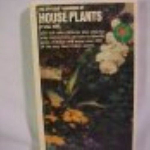 Hyponex Handbook of Houseplants Hard Cover Buy the Lot and Save More