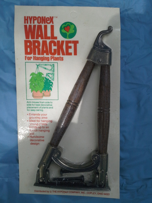 "Hyponex Plant Wall Bracket 8"" Buy the Lot & Save"