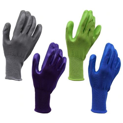 Latex-Grip Knit Gardening Gloves Buy the Dozen Deal (164081)