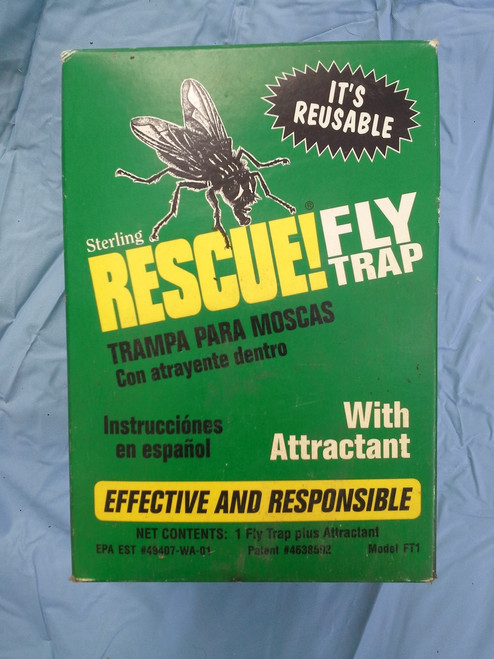 Rescue Fly Trap ( FT-1)