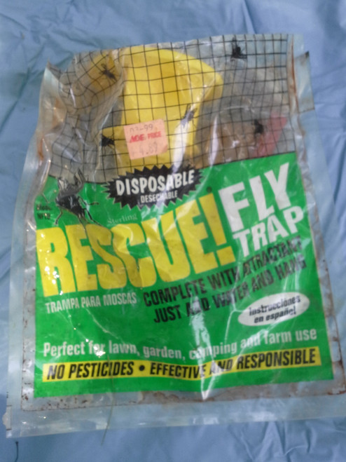 Rescue Fly Trap Bait (042853773014 )