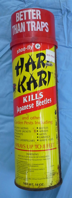 Shoo-Fly  Hari Kari Japanese Beetle Killer & More , 14 Oz