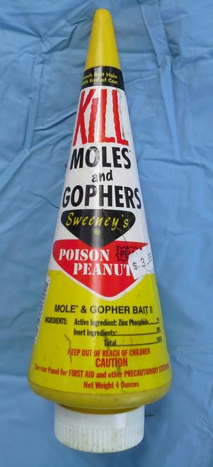 Sweeney's Poison Peanuts Pellets Mole & Gopher Bait II (050624060041)