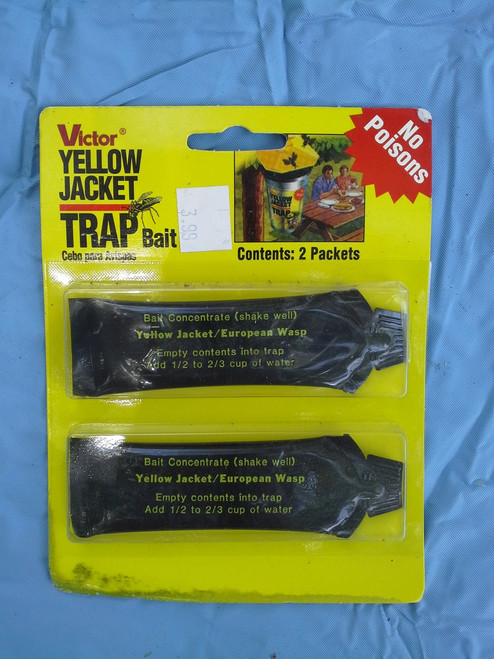Victor Yellow Jacket Bait (M 385)
