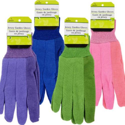 Ladies' Jersey Gardening Gloves Dozen Deal