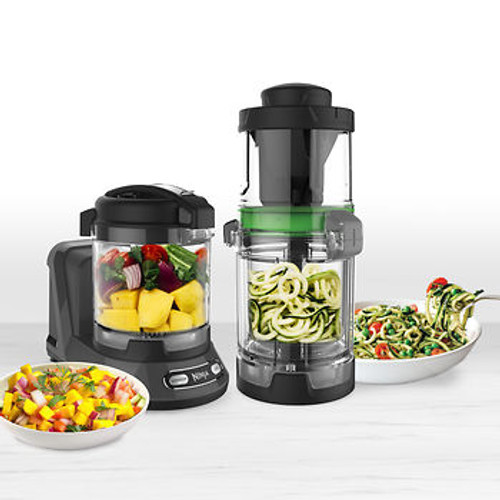 Ninja Precision Processor with Auto-Spiralizer (NN310A)