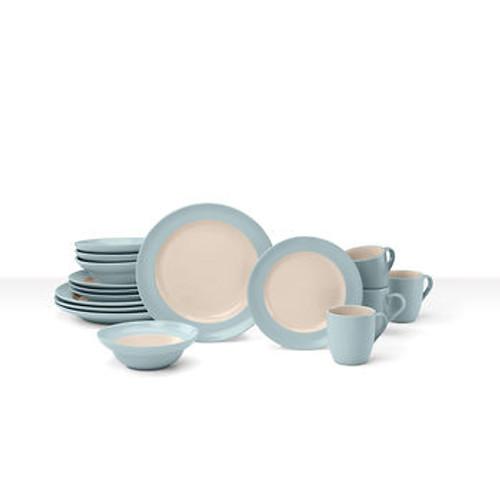 Cuisinart 16-Pc. Dinnerware Set - Assorted ( CDST-16BJ)