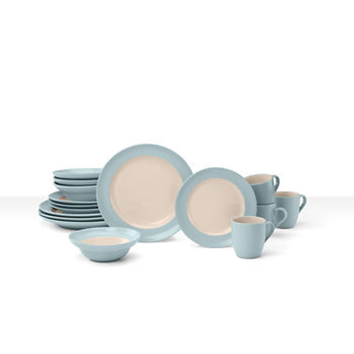 Cuisinart 16-Pc. Dinnerware Set - Assorted ( CDST-16BJ)
