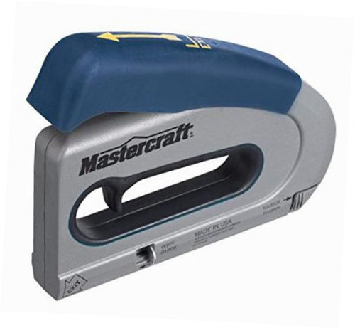 Mastercraft SureShot Light-duty Staple Gun (6329)