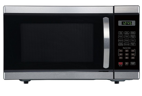 Black & Decker 1.1-Cu.-Ft. 1,000W Microwave - Stainless Steel