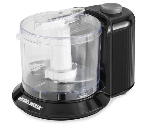 Black & Decker One Touch Chopper