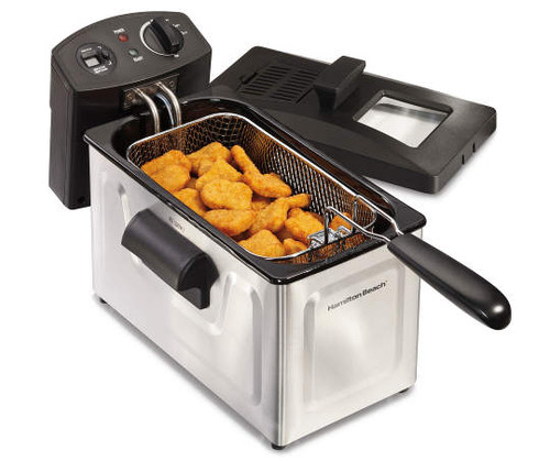 Hamilton Beach 12-Cup Deep Fryer (72920)