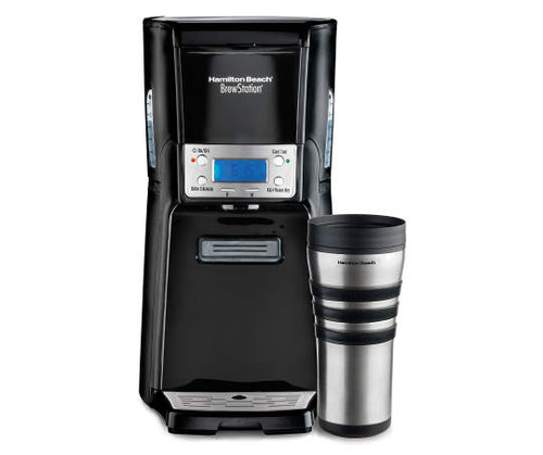 Hamilton Beach BrewStation® Summit 12-Cup Dispensing Coffee Maker