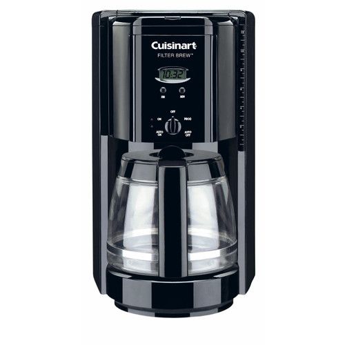 Cuisinart 12-Cup Programmable Coffee Maker (DCC-1100BK)