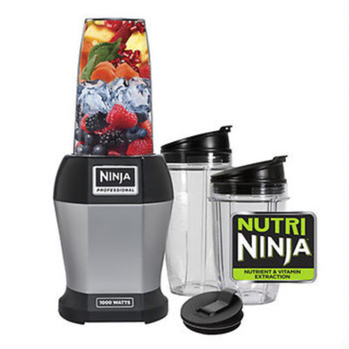 Nutri Ninja Pro 18-Oz. and 24-Oz. Blender ( BL455)