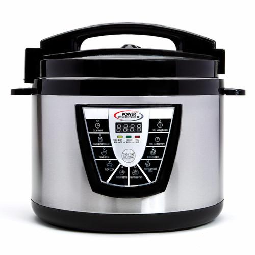 Power 6-Qt. Pressure Cooker XL (PPC )