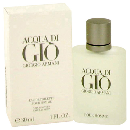 Acqua Di Gio Cologne By Giorgio Armani for Men 1.7 oz Eau De Toilette Spray (416540)