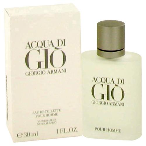 Acqua Di Gio Cologne By Giorgio Armani for Men 1.7 oz Eau De Toilette Spray (416540)