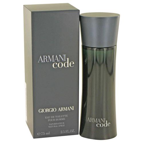 Armani Code Cologne By Giorgio Armani for Men Toilette Spray (416211)