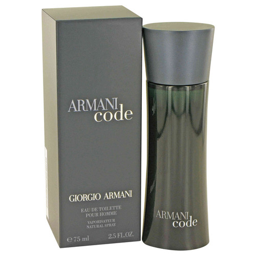 Armani Code Cologne By Giorgio Armani for Men Toilette Spray (416211)