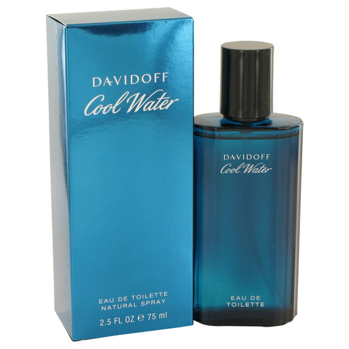 Cool Water Cologne 2.5 oz Eau De Toilette Spray (402074)