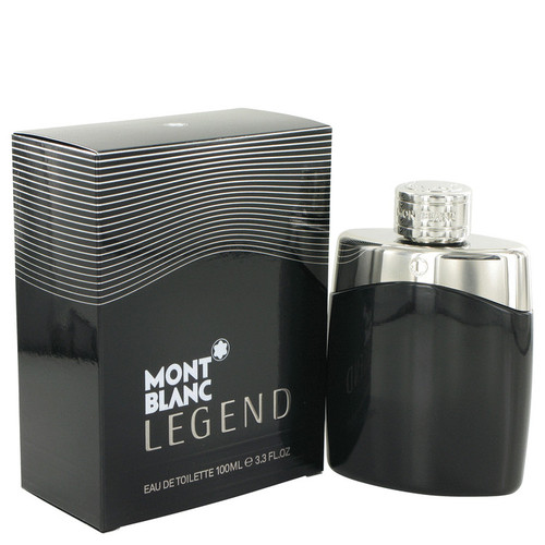 Montblanc Legend Cologne By Mont Blanc for Men 3.4 oz Eau De Toilette Spray (497589)