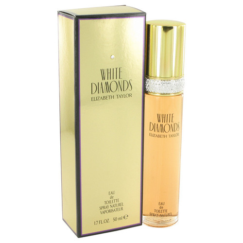 White Diamonds Perfume By Elizabeth Taylor for Women Toilette Spray (402475)