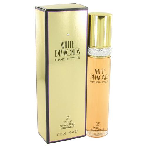 White Diamonds Perfume By Elizabeth Taylor for Women Toilette Spray (402475)
