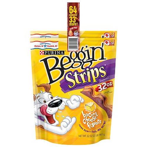 Purina Beggin' Strips Pack (32 oz., 2 pk.) (17225)