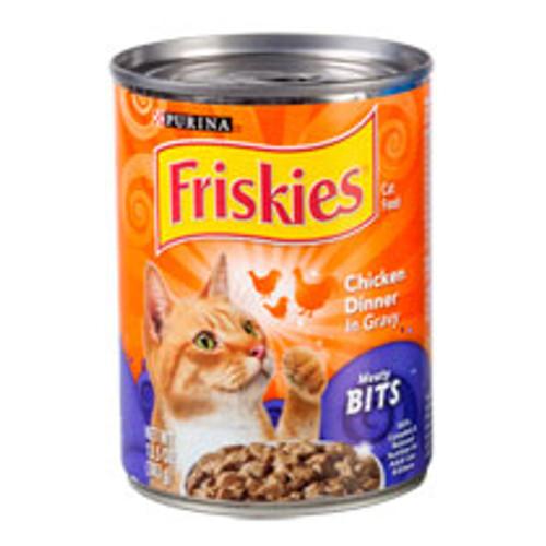 Purina Friskies Cat Food Case Lot