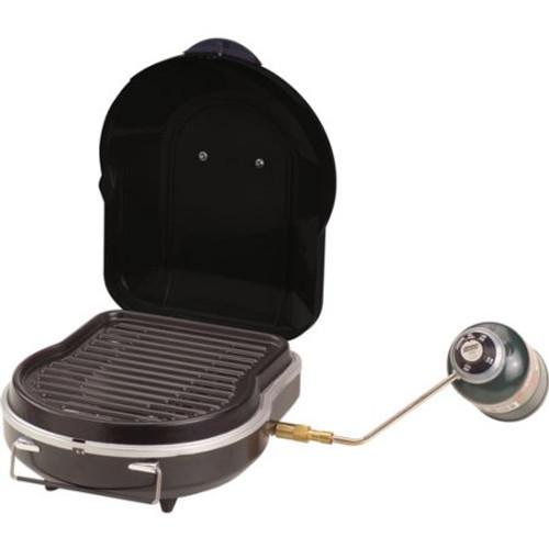 Portable Coleman Fold N Go 6,000 BTU Propane Grill ( 2000004426)