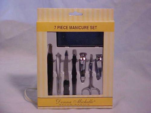 7 pc Manicure Set