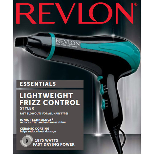Revlon Ionic 1,875W Hair Dryer ( RVDR5144BJS )