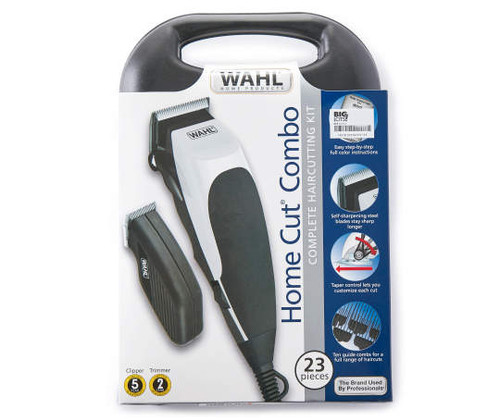 Wahl Home Cut Combo Haircut Kit ( 043917924465)