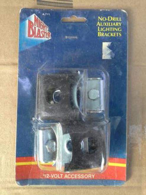 Auto/Truck Auxiliary Light Brackets (atab)