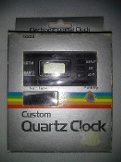 Custom Accessories Electronic Digital Clock (72228)