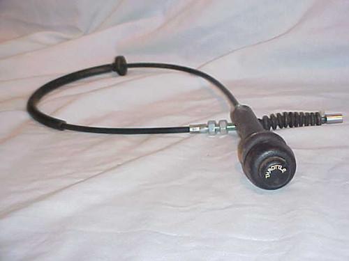 Vintage Ford Throttle Choke Cabel (7/39)