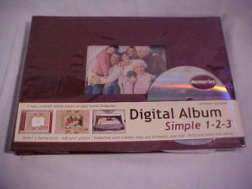 Digital Photo Album software included (bj759618 )
