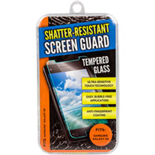 Glass Shatter-Resistant Smartphone Screen Guards Buy the Dozen Deal (241209)