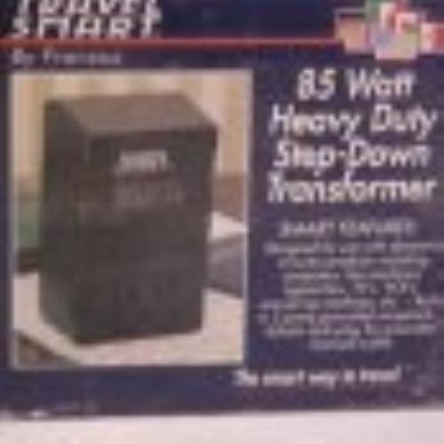 Travel Smart 85 watts HD Step Down Transformer