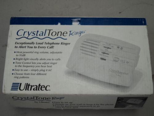 Crystal Tone Ringer (661-000300)