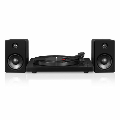 Victrola 50W Record Player with Bluetooth - Black ( ITUT-420 BLACK)