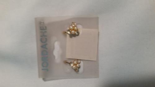 Jordache Ladies Pierced Earrings (JE300)