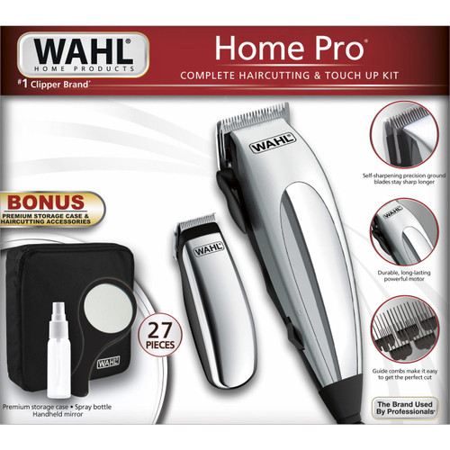 Wahl Home Pro 27-Pc. Haircutting Kit (9243-4001)